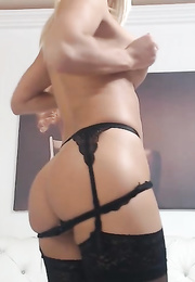 Fake boobs
